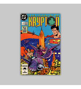 World of Krypton (complete limited series) 1988