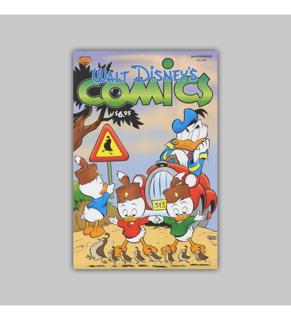 Walt Disney's Comics and Stories 674 2006