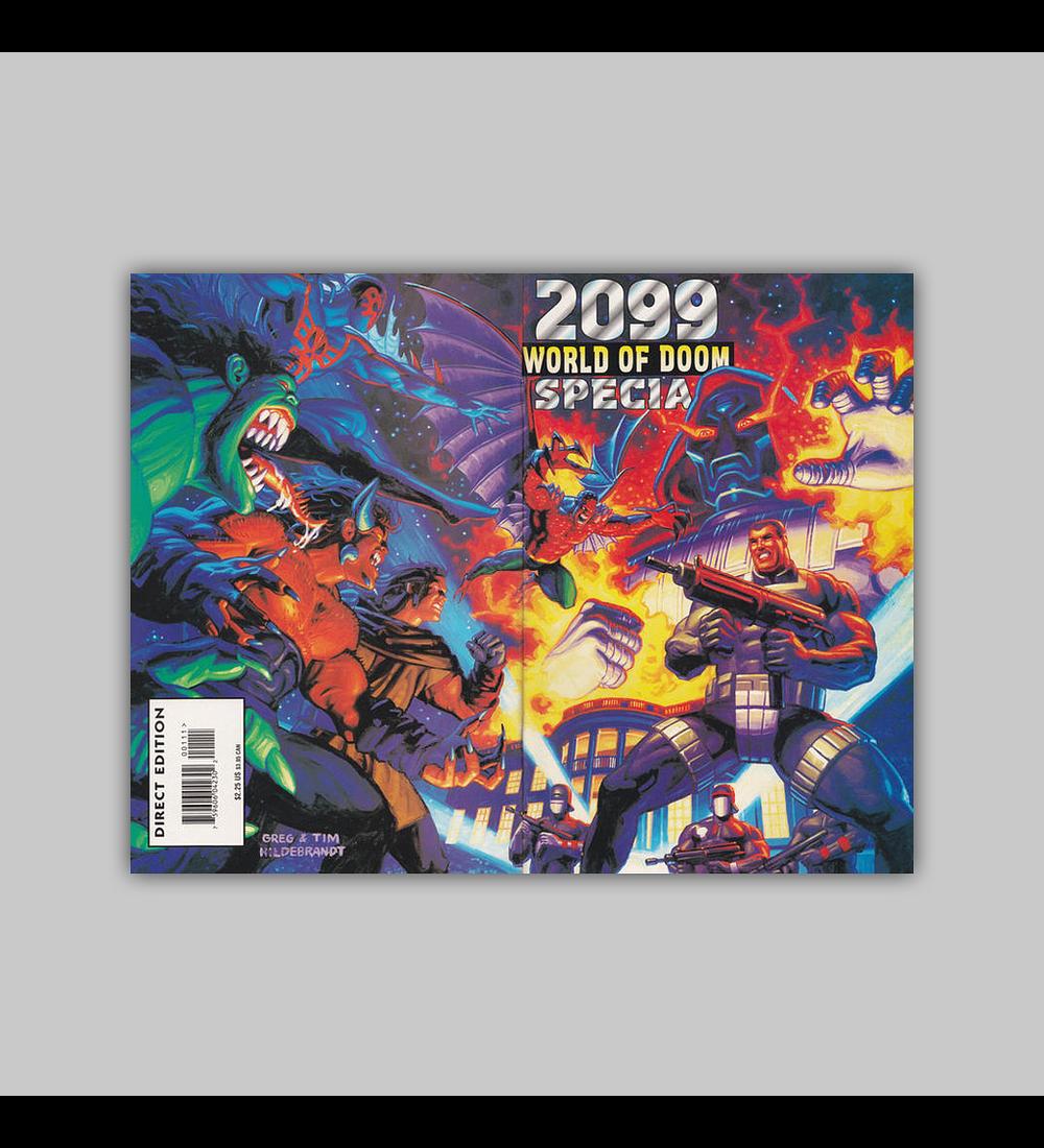 2099 Special: World of Doom 1 1995