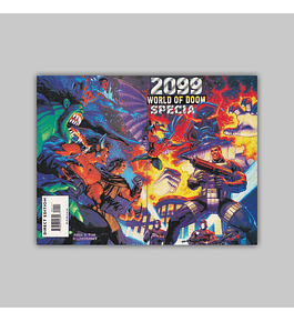 2099 Special: World of Doom 1 1995