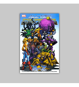 All-New Official Handbook of the Marvel Universe A to Z 4 2006