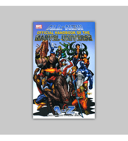 All-New Official Handbook of the Marvel Universe A to Z 2 2006