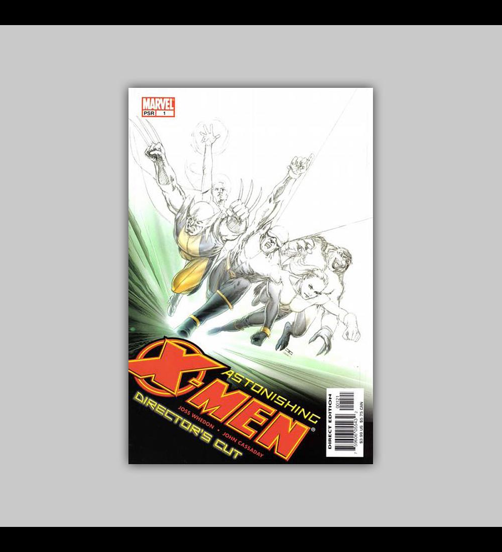 Astonishing X-Men Director's Cut 1 2004