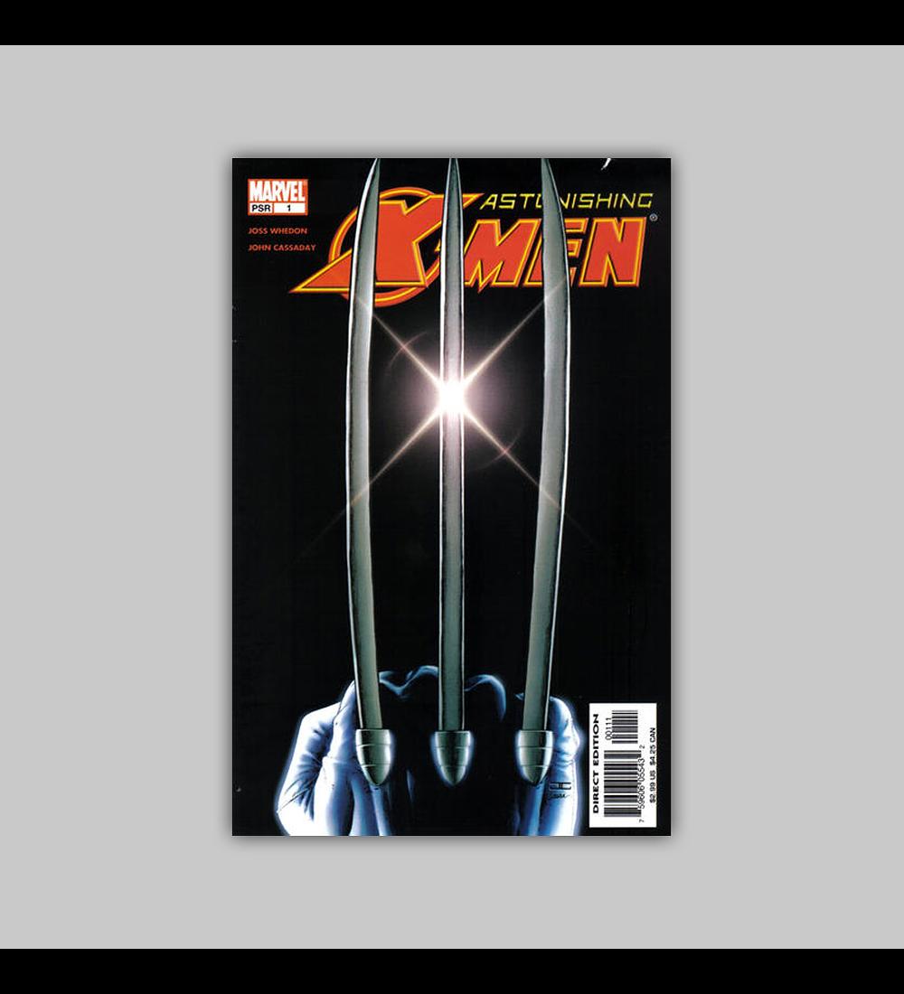 Astonishing X-Men 1 2004