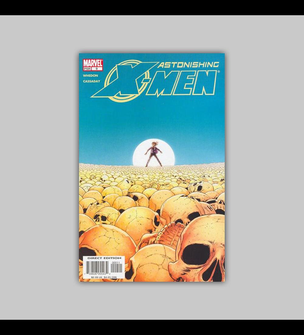 Astonishing X-Men 9 2005