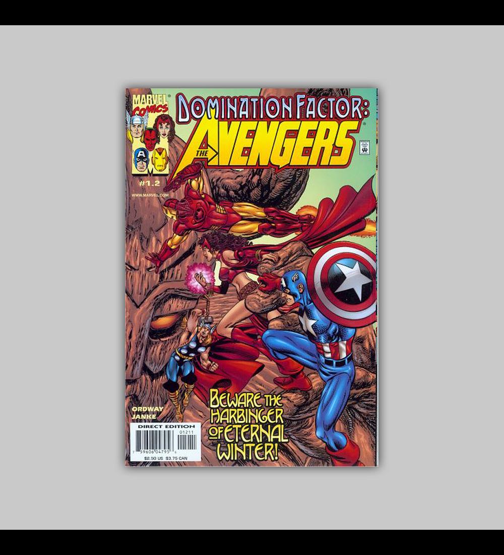Avengers: Domination Factor 1.2 1999