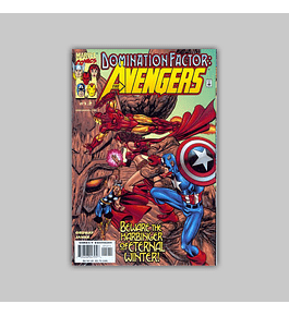 Avengers: Domination Factor (complete limited series) 1999