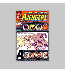 Avengers 253 1985