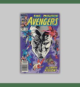 Avengers 254 1985