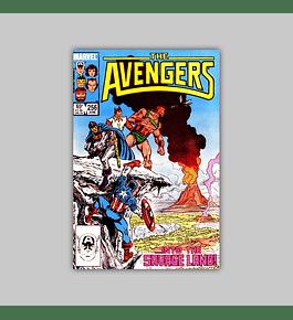 Avengers 256 1985
