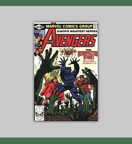 Avengers 209 1981