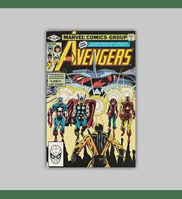 Avengers 217 1982