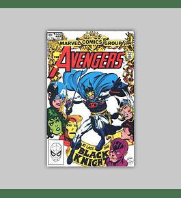 Avengers 225 1982