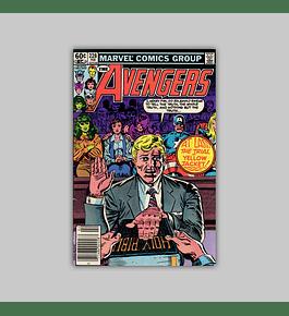 Avengers 228 1983