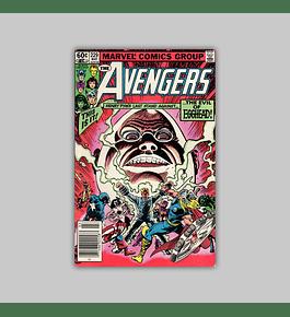 Avengers 229 1983