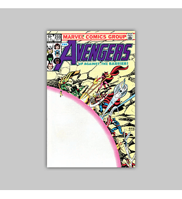 Avengers 233 1983