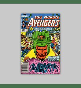 Avengers 243 1985