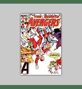 Avengers 248 1985