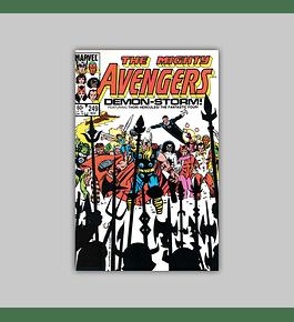 Avengers 249 1985