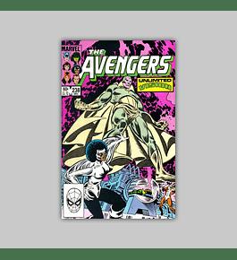 Avengers 238 1983