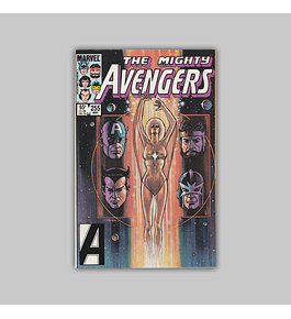 Avengers 255 1985