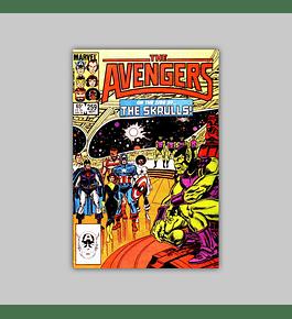 Avengers 259 1985