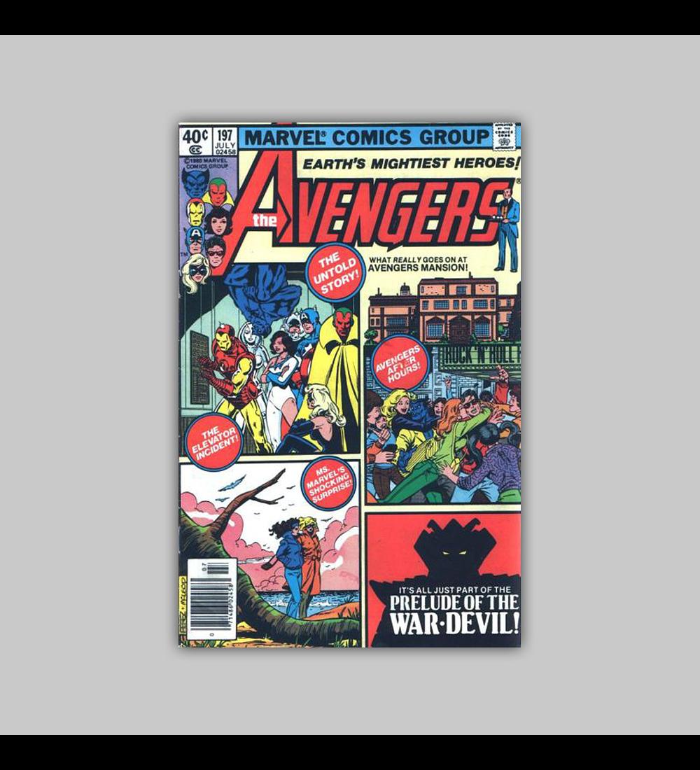 Avengers 197 1980