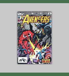 Avengers 226 1982