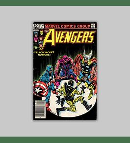 Avengers 230 1983