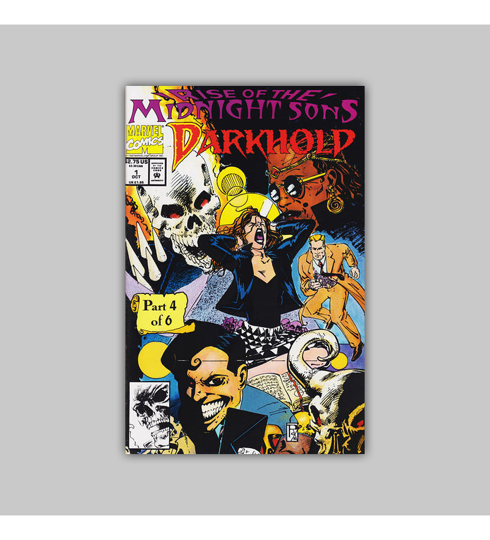 Darkhold 1 Polybagged 1992