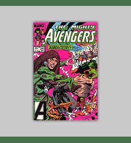 Avengers 241 1985