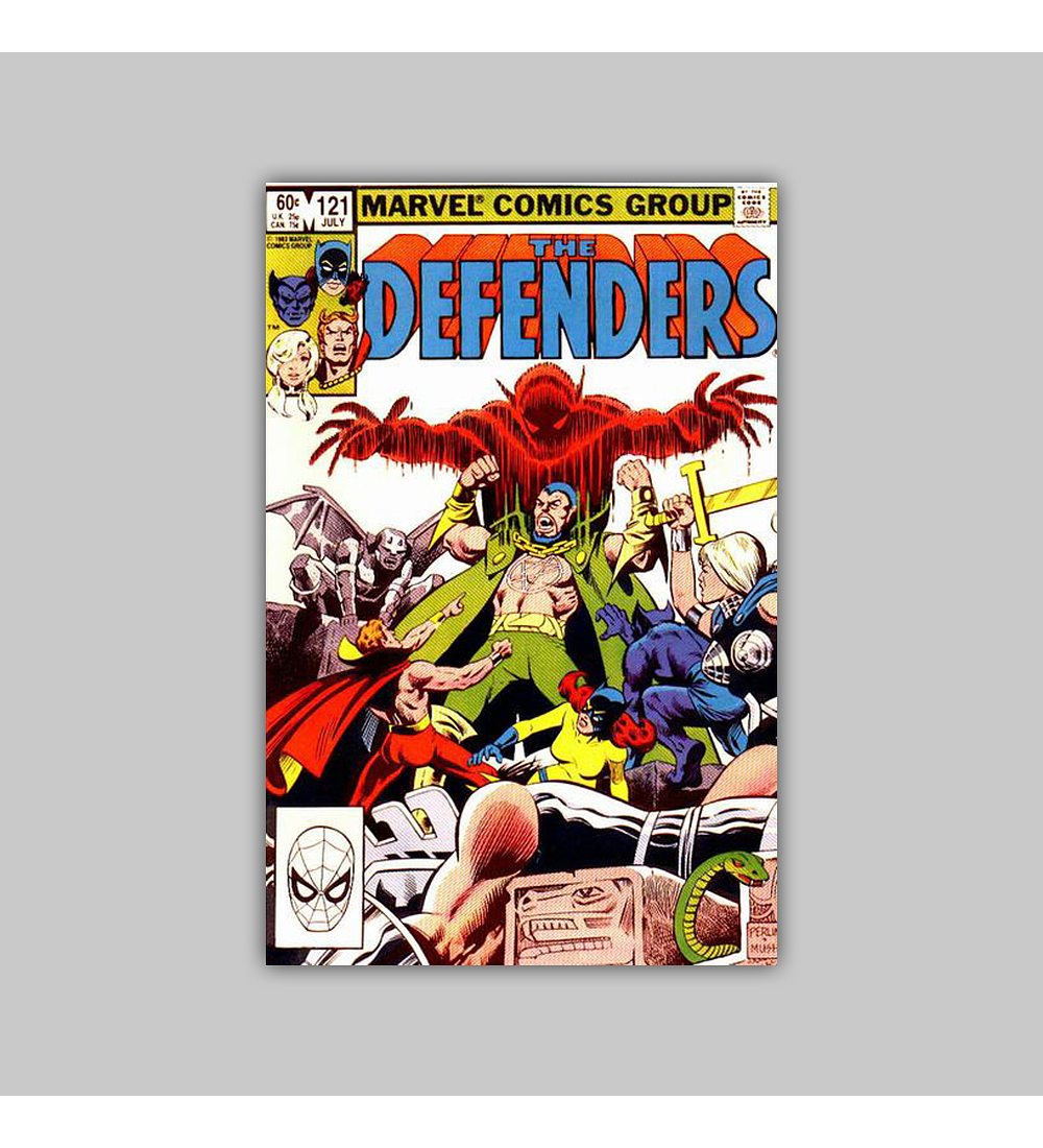 Defenders 121 VF/NM (9.0) 1983