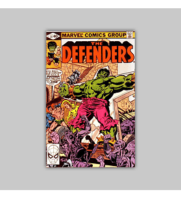 Defenders 81 VF/NM (9.0) 1980