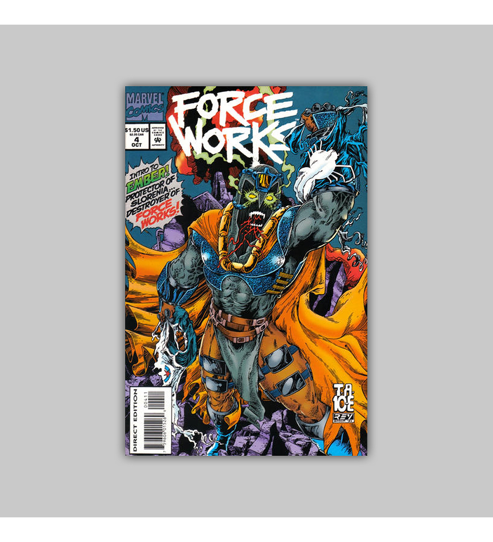 Force Works 4 1994