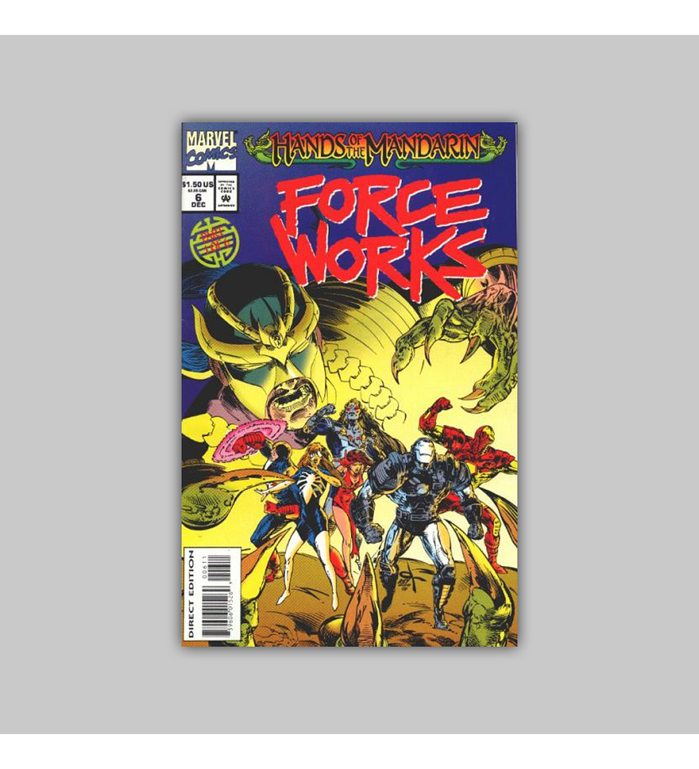 Force Works 6 1994