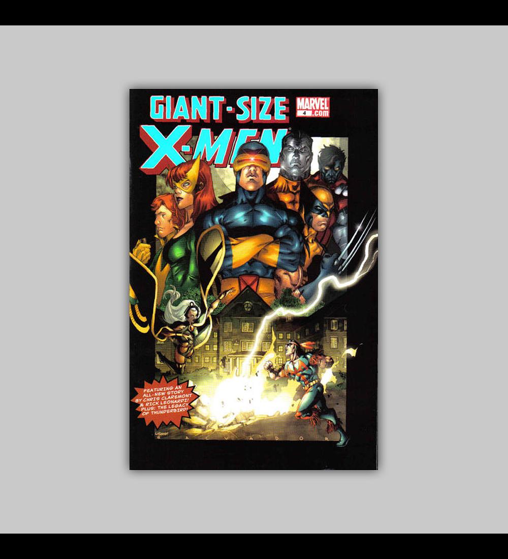 Giant-Size X-Men 4 2005