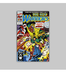 New Warriors 13 1991