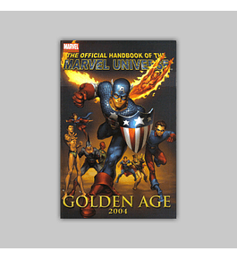 Official Handbook of the Marvel Universe: Golden Age Marvel 2004