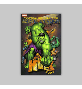 Official Handbook of the Marvel Universe: Hulk 2004