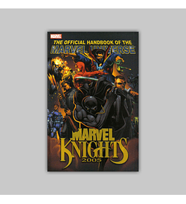 Official Handbook of the Marvel Universe: Marvel Knights 2005