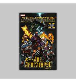 Official Handbook of the Marvel Universe: X-Men - Age of Apocalypse 2005