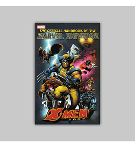 Official Handbook of the Marvel Universe: X-Men 2004 2004