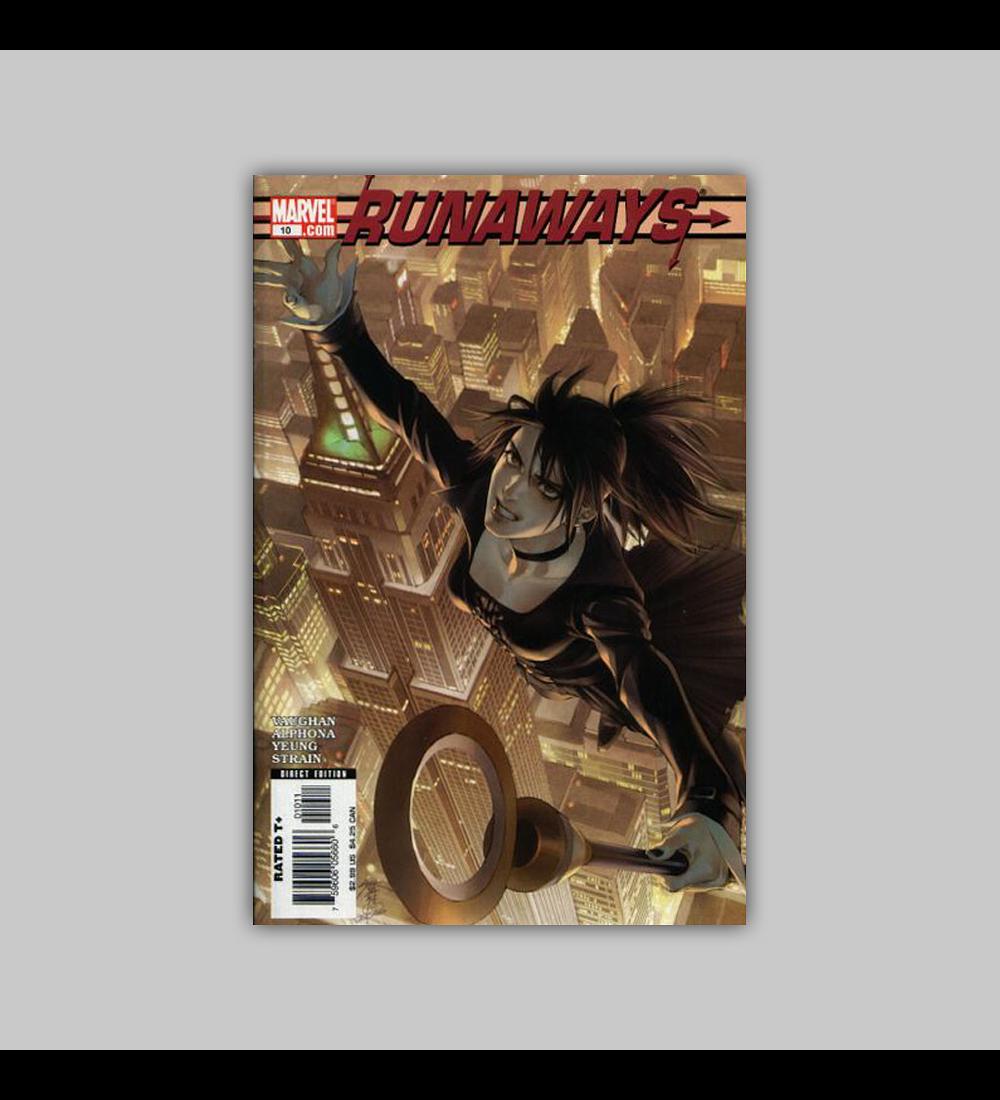 Runaways 10 2004
