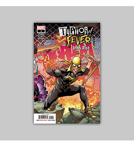 Typhoid Fever: Iron Fist 1 2019