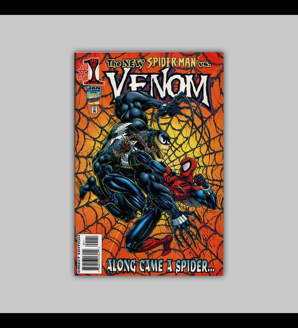 Venom: Along Came a Spider 1 1996