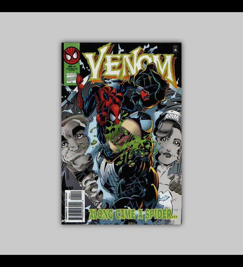 Venom: Along Came a Spider 4 1996