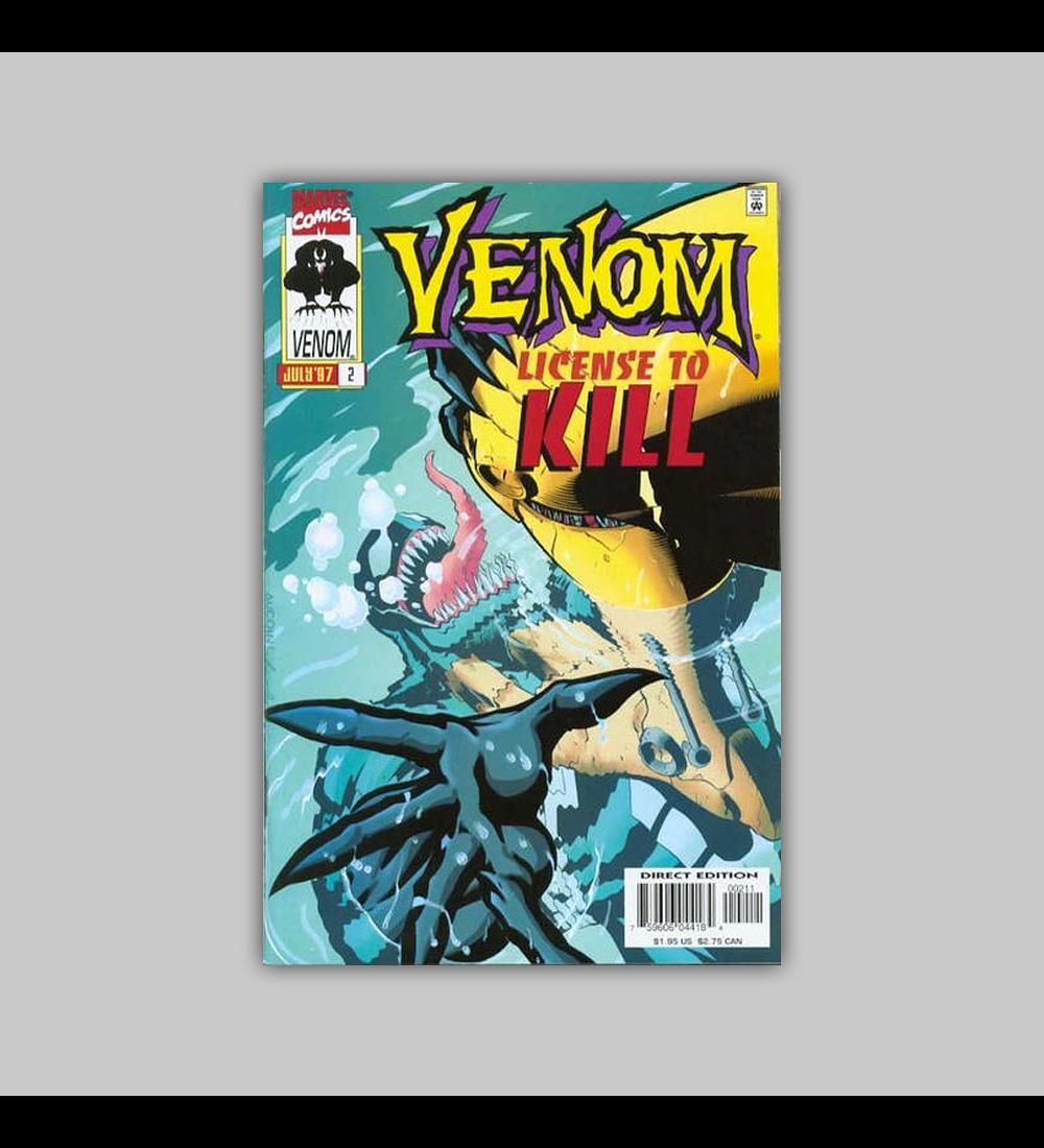 Venom: License to Kill 2 1997