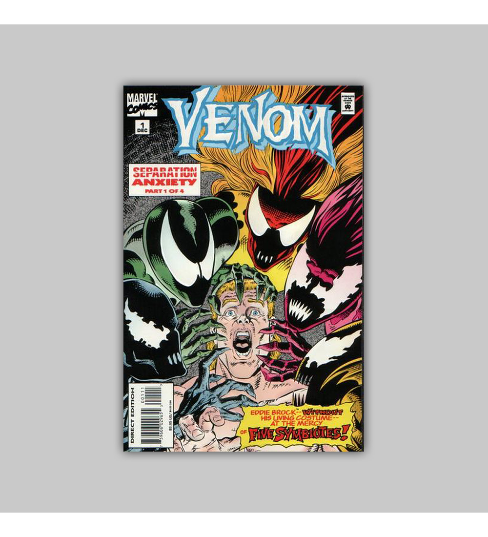 Venom: Separation Anxiety 1 Embossed 1994