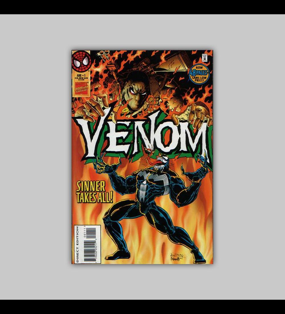 Venom: Sinner Takes All! 1 1995