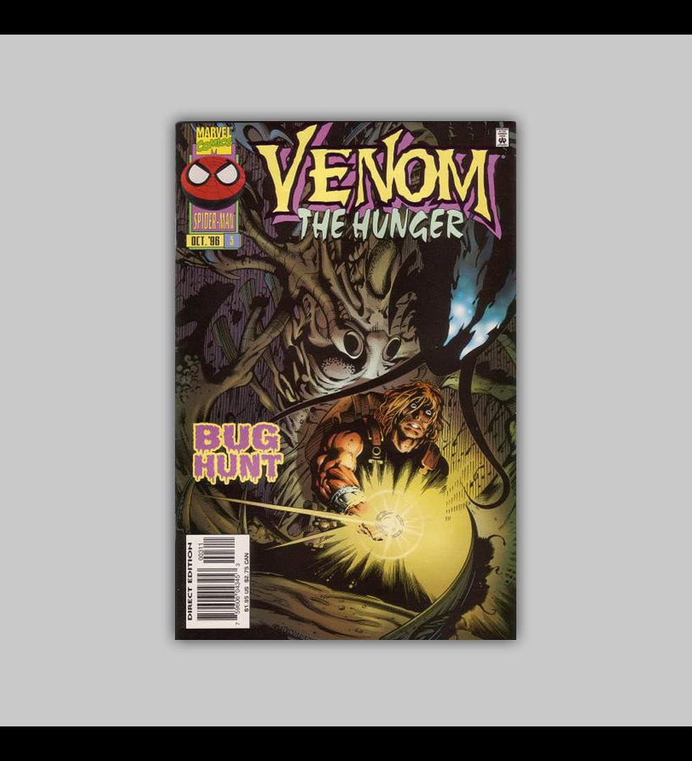Venom: The Hunger 3 1996